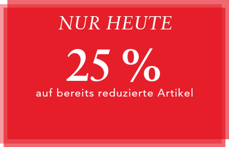 Sale-Aktion bei GERRY WEBER