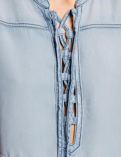 Bluse aus weichem Lyocell