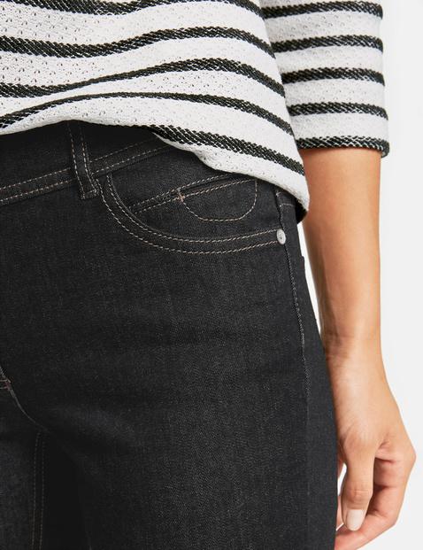 Jeans mit Saumaufschlag Skinny TS