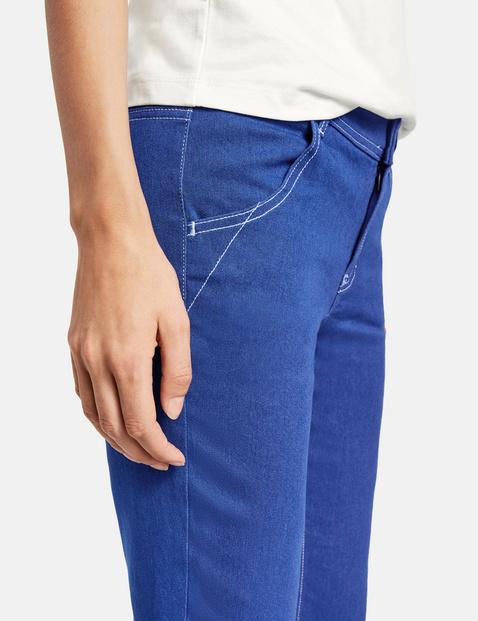 Coloured jeans Slim Boyfriend TS