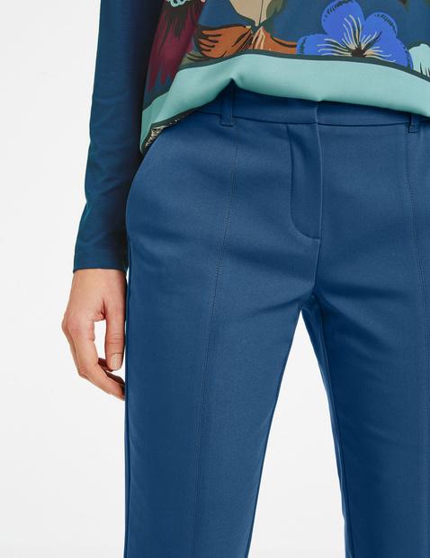 Spodnie biznesowe, Peg Leg