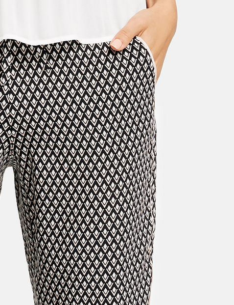 Zwiewne spodnie na lato Lounge Pants TS