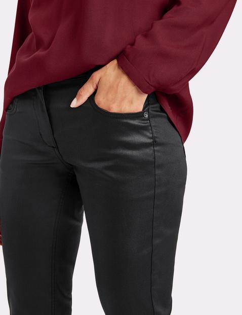 Schimmernde Jeans Super Skinny TS