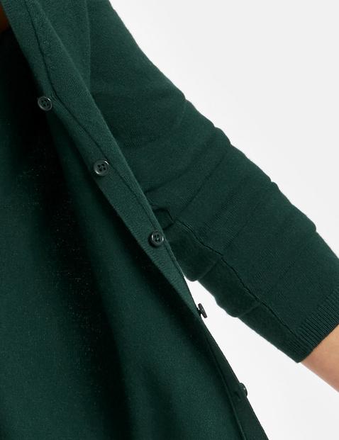 Basic gebreid vest