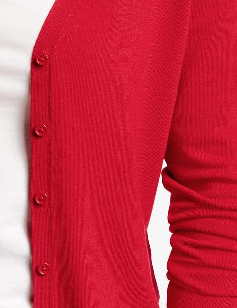 Dzianinowy sweter basic