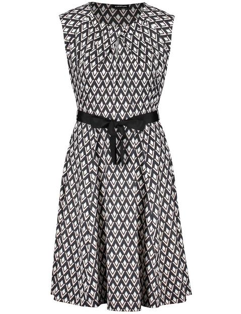Slinky jersey dress