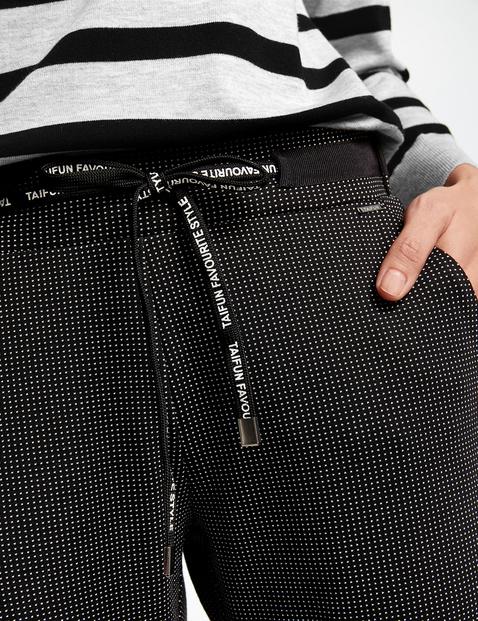 Spodnie z troczkiem Lounge Pants High
