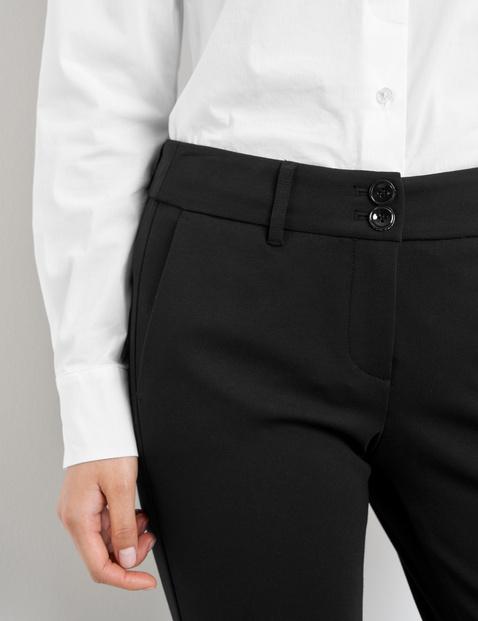 Stretch trousers, Skinny Low