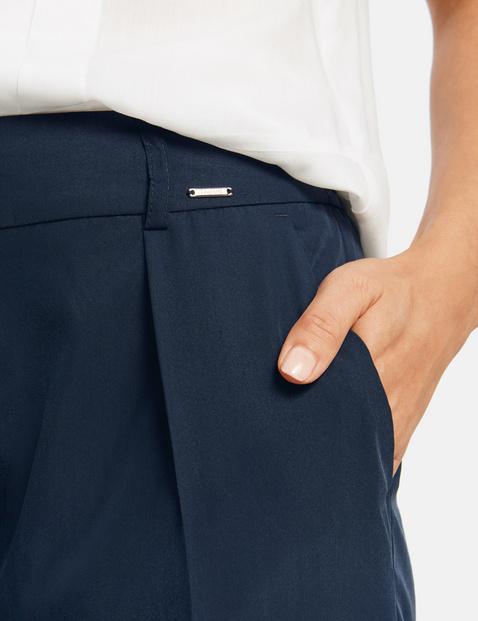 Fließende 7/8 Hose Lounge Pants High