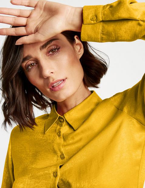 Lejąca bluzka koszulowa