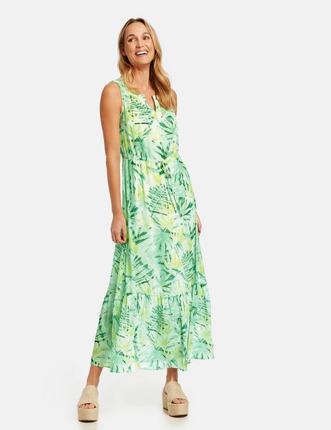 Ärmelloses Sommerkleid in Mehrfarbig   TAIFUN