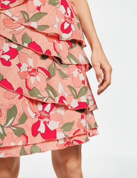 Letnia sukienka bez rękawów