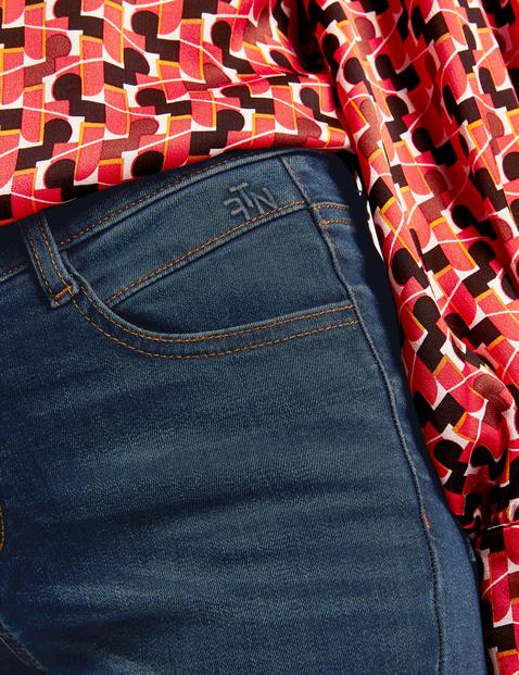 Jeans mit Flared-Leg