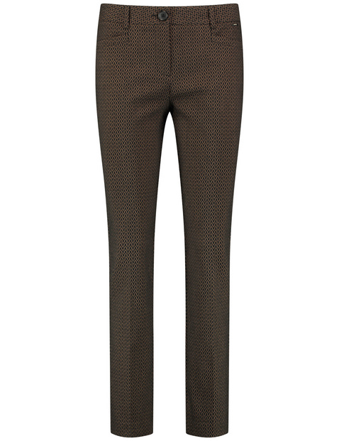 Patterned trousers, Skinny Low