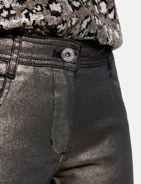Hose mit Glitzer-Effekt Super Skinny TS