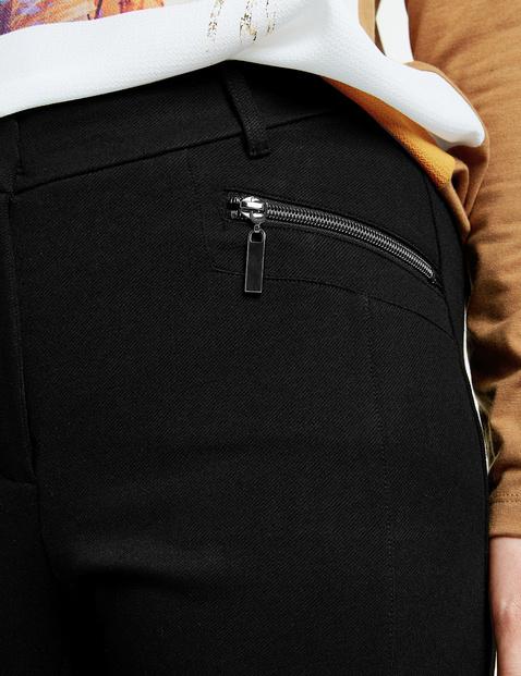 Spodnie z kieszeniami na zamek Lounge Pants