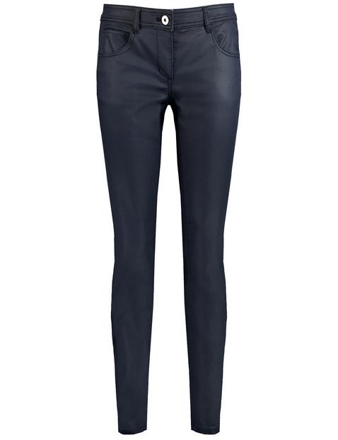 Coated trousers, Super Skinny TS