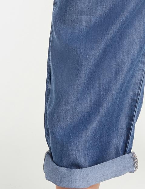 Loungepants im Denim-Look Mia
