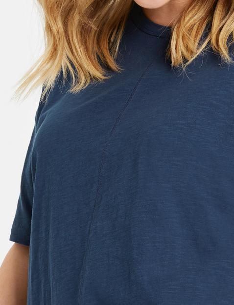 Oversized-Shirt aus Baumwolle