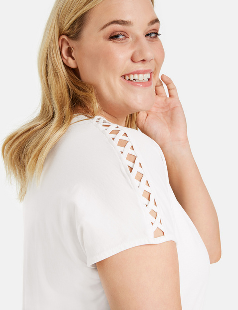 Shirt aus zertifizierter Bio-Baumwolle