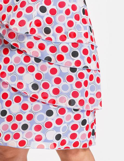 Sommerkleid mit Dots-Print