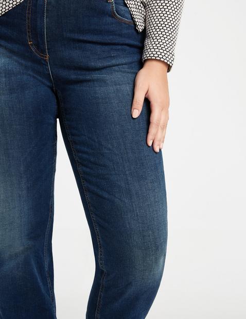 Jeans met comfortabele pijpen Jenny
