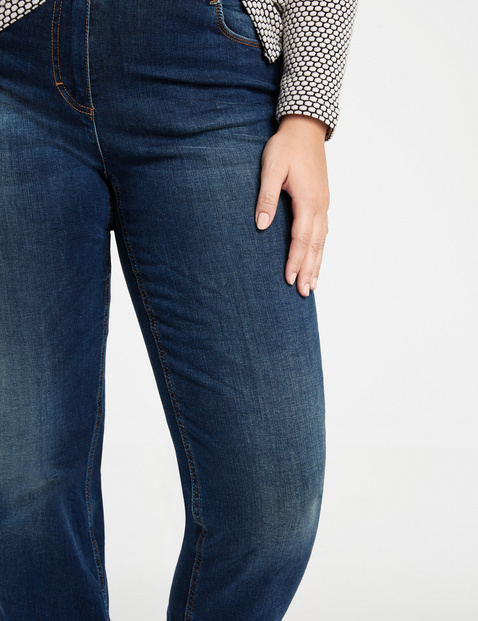 Jeans with a comfortable leg, Jenny