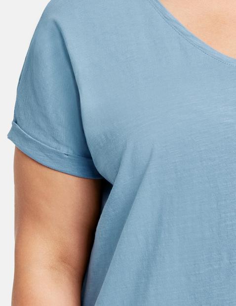 Lässiges Basic-Shirt