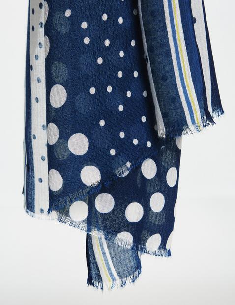 Schal mit Dots