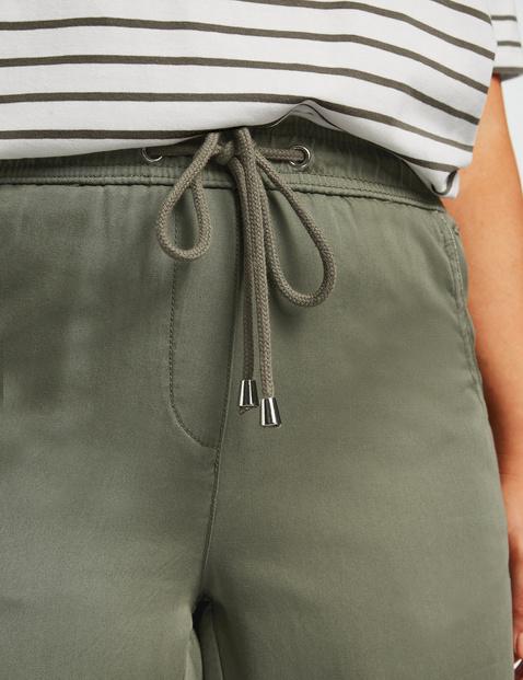 Luźne spodnie na lato Mia