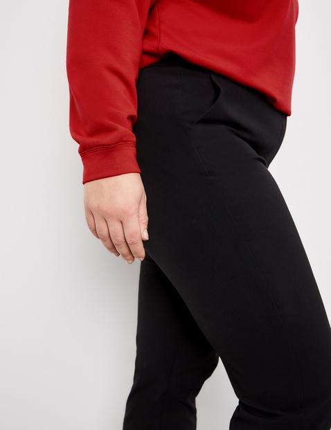 Verzorgde business pantalon Greta