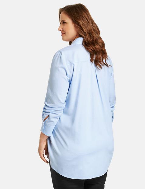 Klasyczna bluzka bawełniana
