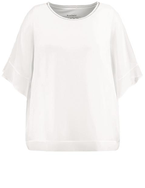Luźna bluzka 2 w 1