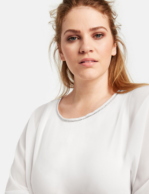2-in-1 blouse in een casual style