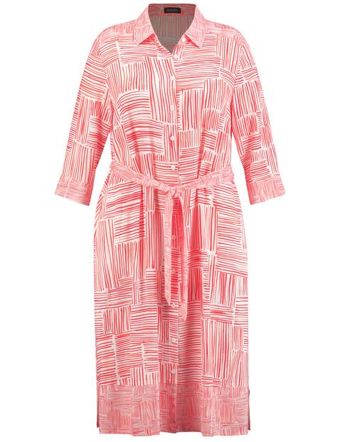 Sukienka z tkaniny