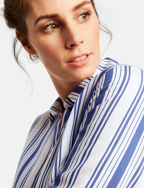 Hemdblusenkleid in A-Linie
