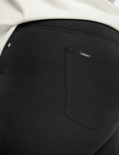 5-pocket-broek met comfortabele stretch Betty