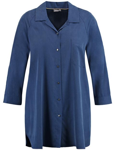 Casual long blouse