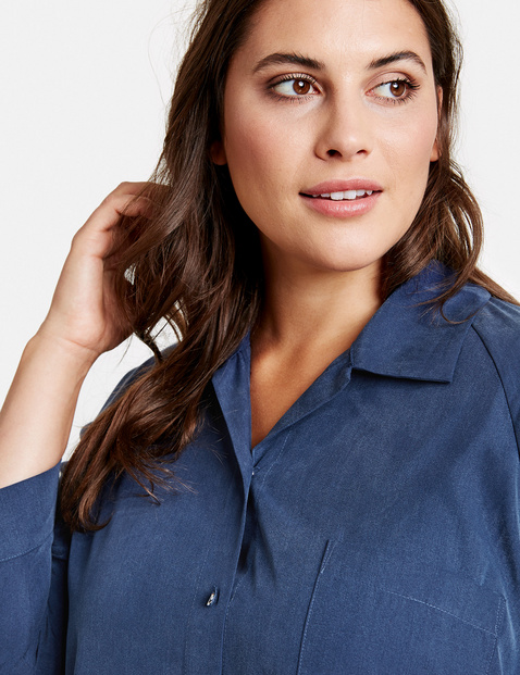Casual lange blouse