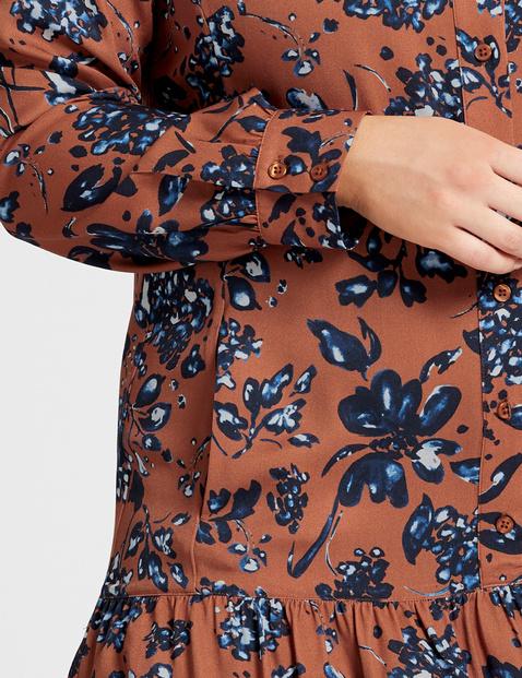 Sukienka z kwiatowym nadrukiem EcoVero