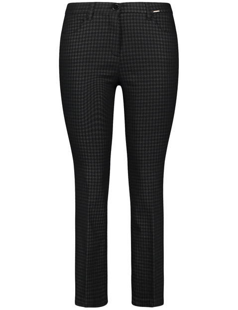 7/8-broek Betty in een flared design