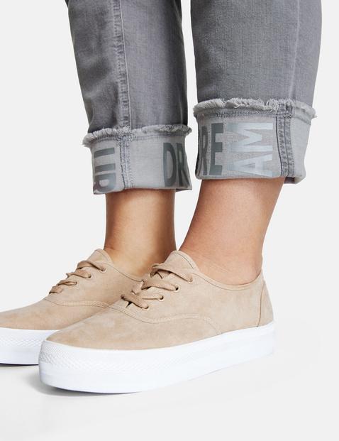 7/8-jeans Betty met omslagen