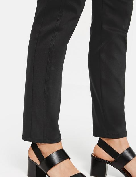 Spodnie z technostreczu Straight Fit