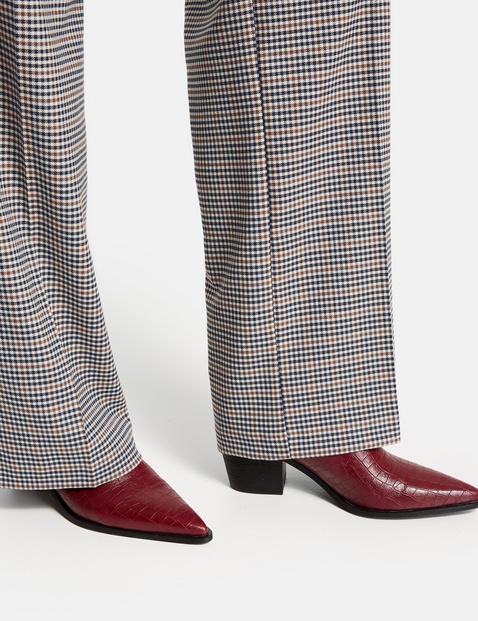 Spodnie z kantami Classic Fit