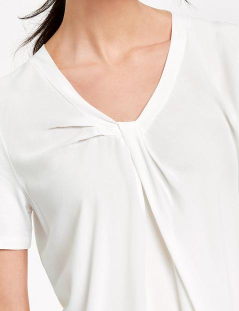 Shirt mit Flechtdetail