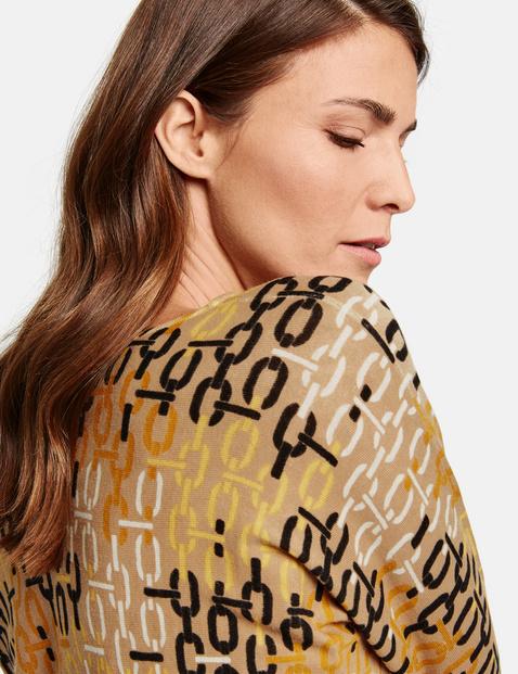 Sweter z bawełny organicznej