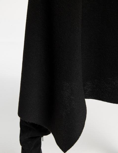 Spódnica z asymetrycznym dołem