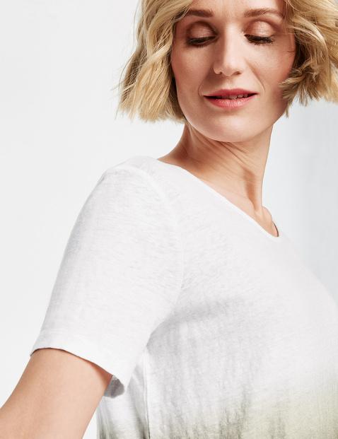 1/2 Arm Shirt Dip Dye