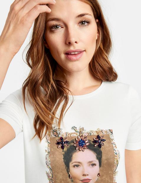 Koszulka z nadrukowanym motywem