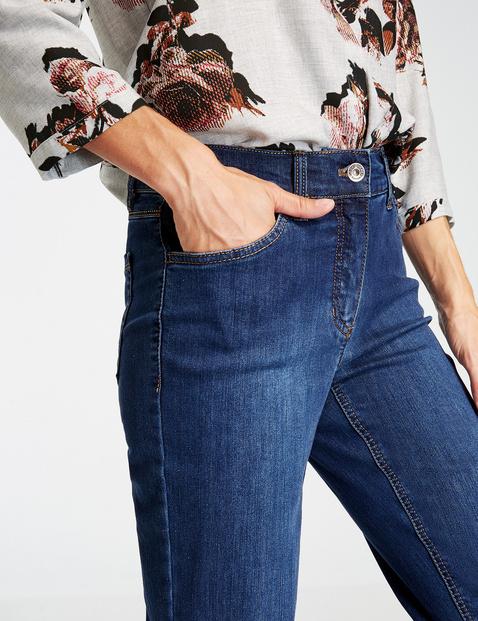 5-Pocket Hose mit Stretchkomfort
